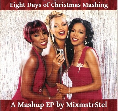 Flo Rida vs. Destiny's Child - Eight Days Of Christmas Whistling (Stelmix Mashup)