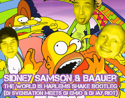 The World Is Harlems Shake Bootleg (DJ SvenSation meets DJ EmJo & DJ Jay Riot)