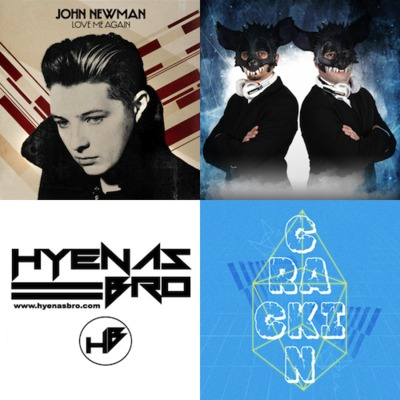 John Newman VS Bassjackers Love Me Crackin